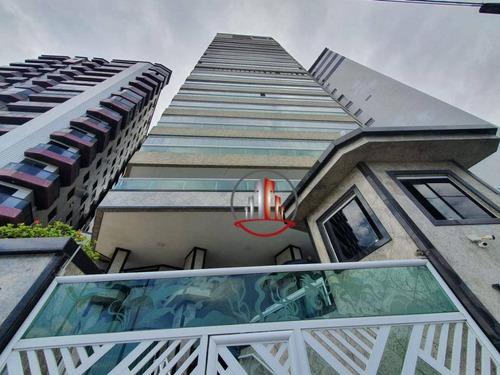 Excelente Apartamento De 2 Dormitórios Na Ocian. - Ap2323