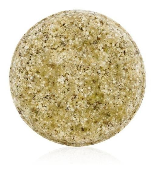 Shampoo Orgánico Sólido Vainilla Para Cabello Anti Caída, Anti Caspa