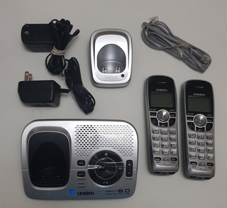 Teléfono Inalámbrico Uniden 15 Pzs Para Reparación
