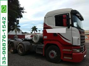 Scania G420 6x4 Ano 2011 Traçado Bug Pesado Tanqueiro = Volv