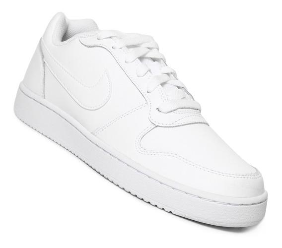 Tenis Nike Ebernon Low Blanco Unisex Aq1779 100