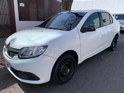 Renault Logan 2017 1.6 16v Dynamique Sce Easy-r 4p