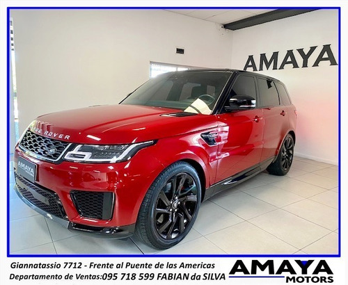 Land Rover Range Rover Sport Range Sport Amaya Motors!!!