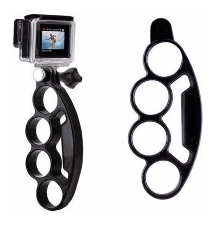 Suporte Soco Inglês Selfie Gopro 6 5 4 3+ 3 Top D+