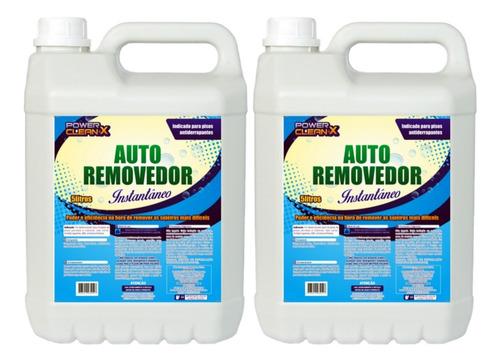 Imagem 1 de 8 de Auto Removedor Encardido Limpeza Pesada 2 Galões 5 Litros
