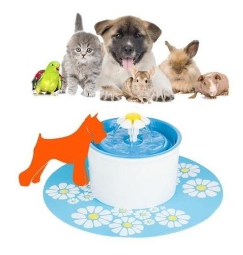 Imagen 1 de 5 de Automático Bebedero Mascota Gato Perro Agua Bebida Dispensad