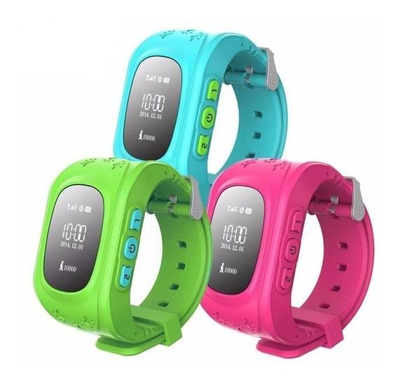 Reloj Q50 Antipérdida Para Niños Con Gps Tienda