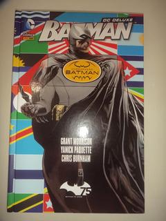 Corporação Batman Capa Dura De Luxe Panini 2014 Excelente