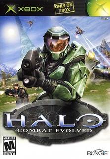 Halo Combat Evolved Juego Xbox (envio Gratis)