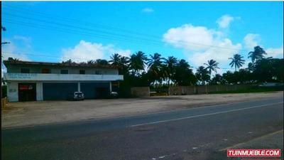 Terrenos En Venta Tucacas Boca De Aroa Gut-35