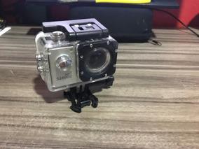 Camera Sj4000 Wifi Com Entrada Para Microfone