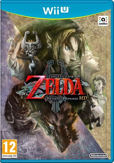 The Legend Of Zelda: Twilight Princess Hd - Digital Wii U