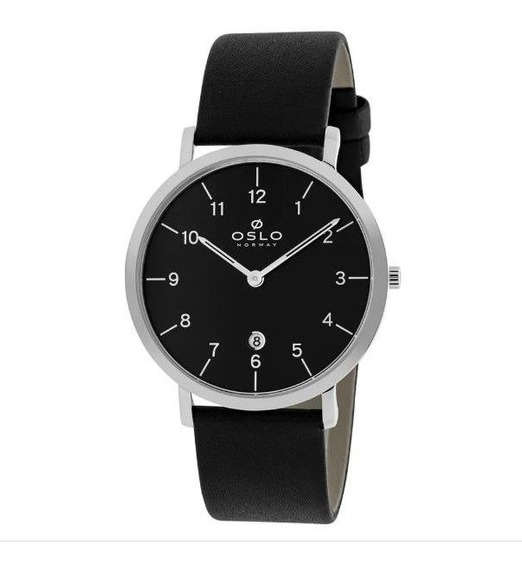 Relógio De Pulso Oslo Norway Slim Ppim - 195 Usado