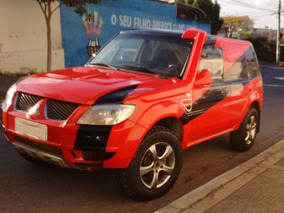 Pajero Tr4-er Rally - Troller Jeep Jipe Suzuki 4x4