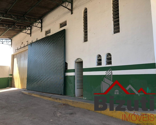 Galpão Jundiaí - Gl00055 - 68311935