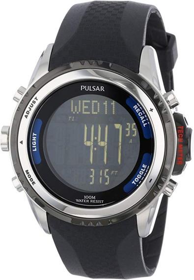 Reloj Digital Pulsar Ps 7001