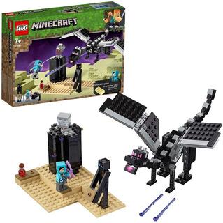 Lego Figura Bloques Pa Armar 21151 Minecraft Dragon Slayer