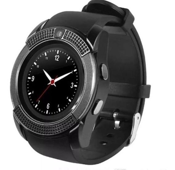 Reloj Celular Smart Watch Sim Sd V8 Camara 360 - T1585
