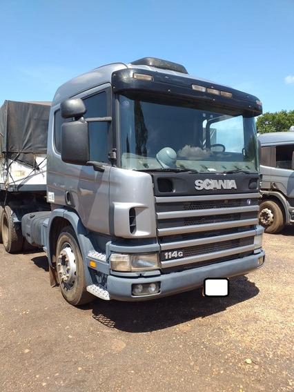 Scania P 114 330 6x2 Ano 2004