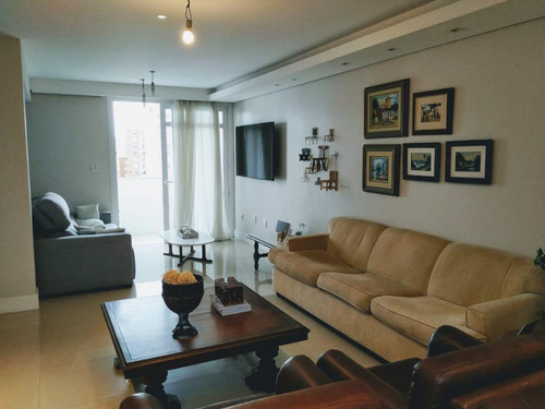 Imagem 1 de 15 de Apartamento Com 3 Suítes Próximo A Praça Dos Bombeiros - Ap5695