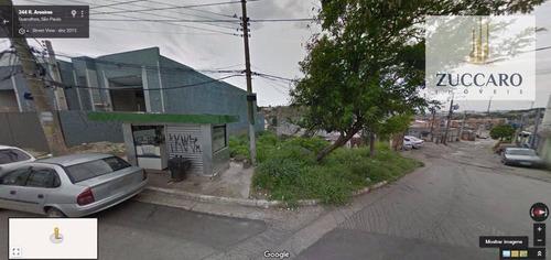 Terreno Comercial À Venda, Cumbica, Guarulhos. - Te0521