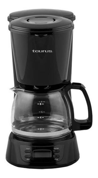 Cafetera Programable Taurus De 6 Tazas Cafetto