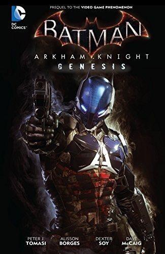 Hq - Batman - Arkham Knight - Importado - Em Inglês