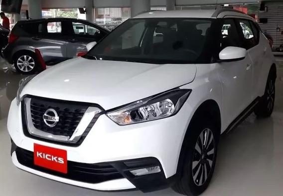 Nissan Kicks Exclusive Cvt 2020 Caja Automatica