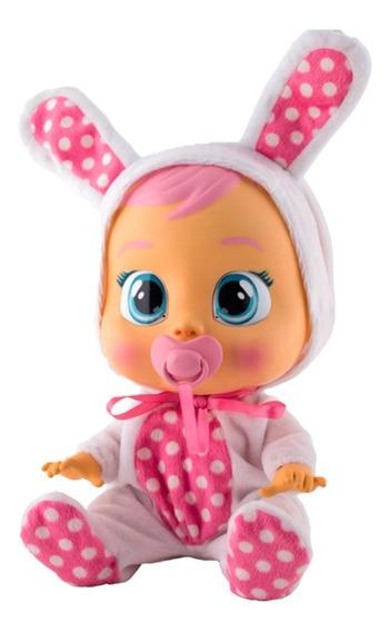 Muñeca Cry Babies Coney Bebe Llorón Original