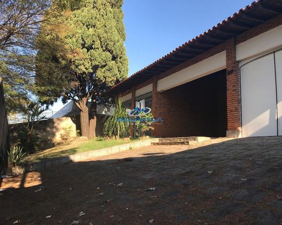 Casa Em Frente A Lagoa Do Taquaral! Térrea E Muito Ampla! - Ca01096 - 4727609