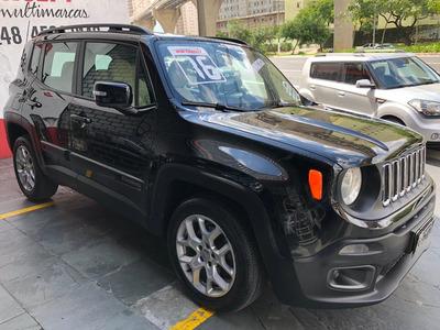 Jeep Renegade 1.8 Longitude 4p Flex Automática