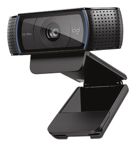 Webcam Logitech C920 Hd Pro. Full Hd! Microfones Estéreos!