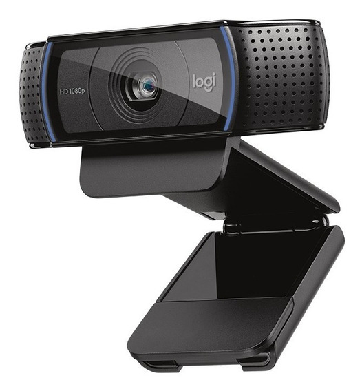 Webcam Logitech C920 Hd Pro. Full Hd! Microfones Estéreos!