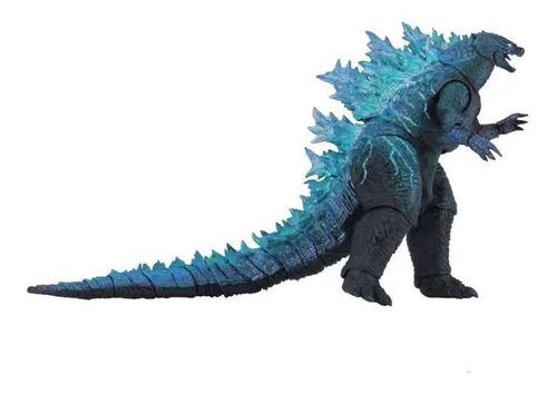 Imagen 1 de 6 de Muñeco Juguete De Godzilla Shm Monsterverse