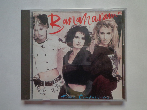 Bananarama - True Confessions (cd)