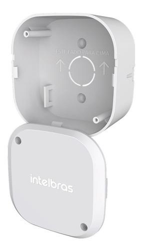 Caixa Plastica Sobrepor Intelbras Cftv-vbox-1100 Kit 4 Unida