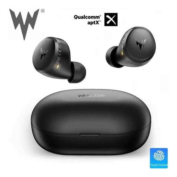 Fone Whizzer Coopbuds C3 Tws Bluetooth 5.0 Pr. Entrega Br