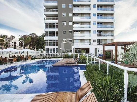 Apartamento À Venda, 1 Quarto, 1 Vaga, Jardim Ouro Verde - São José Do Rio Preto/sp - 725