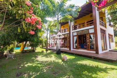 Casa Em Condominio - Lagoa Do Bonfim - Ref: 6465 - V-818529