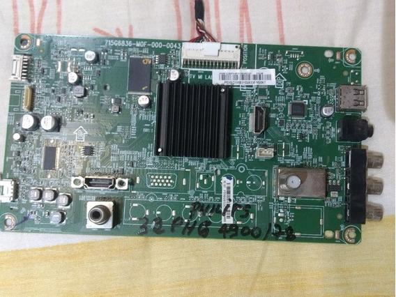 Placa Principal É Fonte Philips 32phg4900/78