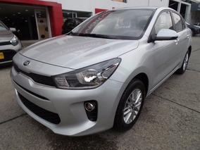 Kia All New Rio .sedan, Mecanico . Modelo 2.019 . 0km
