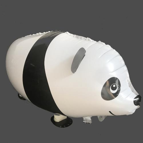 Globos Oso Panda En Foil-fiesta Selva-sorpresas