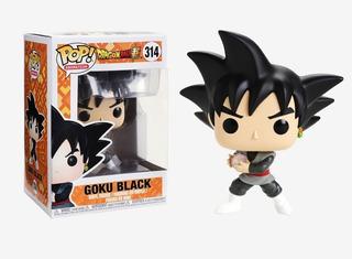 Funko Pop Goku Black #314 - Miltienda - Dragon Ball Super