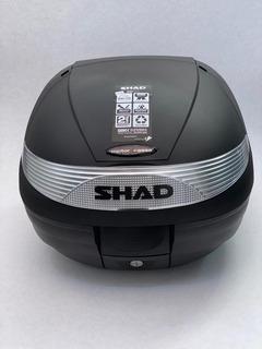 Baul Trasero Motocicleta Shad Sh29 Negro