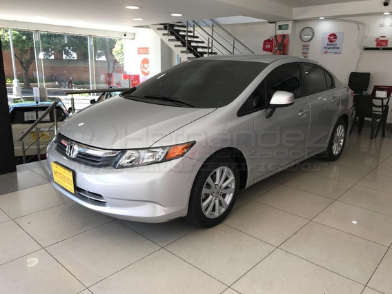 Honda Civic, Aut, 1800cc, 2012, Full Equipo, Financio 100%