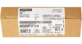 Terminal Modulo Base Simatic Et200sp Siemens 6es7193-6bp00