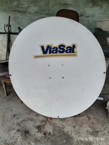 Antena Viasat 1.20 Mtrs