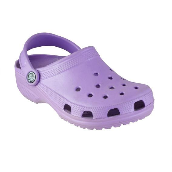 Crocs Classic Niños Lila Kids