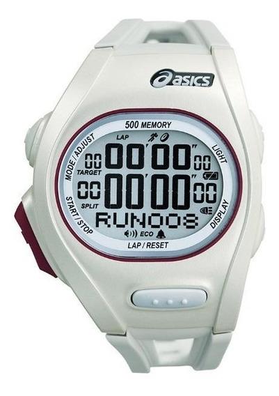 Relógio De Pulso Asics Race Regular - Branco