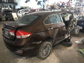 Suzuki Ciaz 2016automatico Por Partes Desarme De Aseguradora